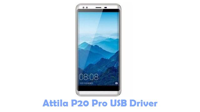 Attila P20 Pro USB Driver