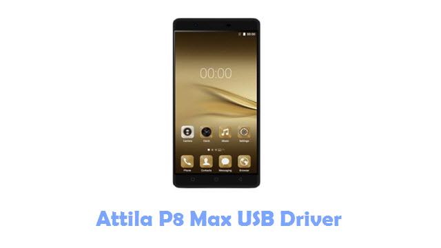 Download Attila P8 Max USB Driver
