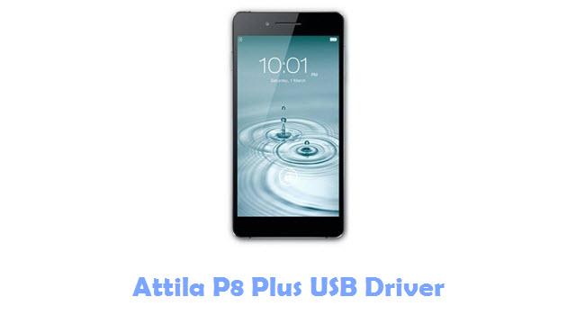 Download Attila P8 Plus USB Driver