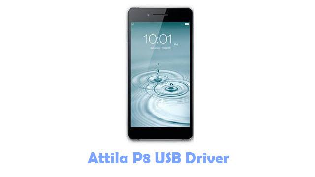 Download Attila P8 USB Driver