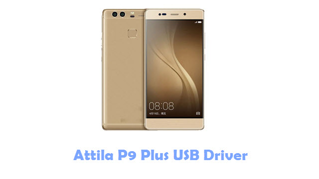 Download Attila P9 Plus USB Driver