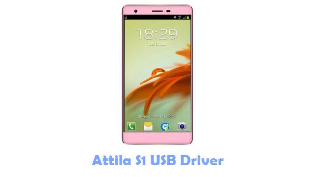 Download Attila S1 USB Driver