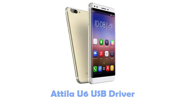 Attila U6 USB Driver