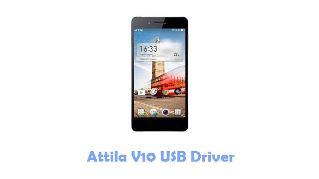 Download Attila V10 USB Driver