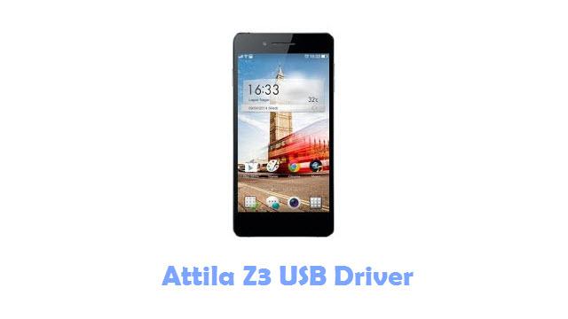 Download Attila Z3 USB Driver