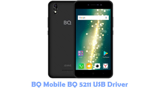 Download BQ Mobile BQ 5211 USB Driver