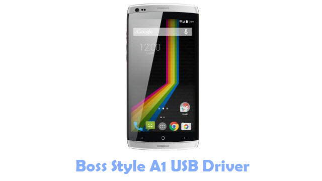 Boss Style A1 USB Driver