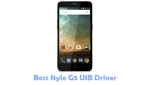 Download Boss Style G5 USB Driver