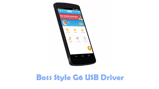 Download Boss Style G6 USB Driver