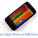 Download Boss Style Prime 3 USB Driver