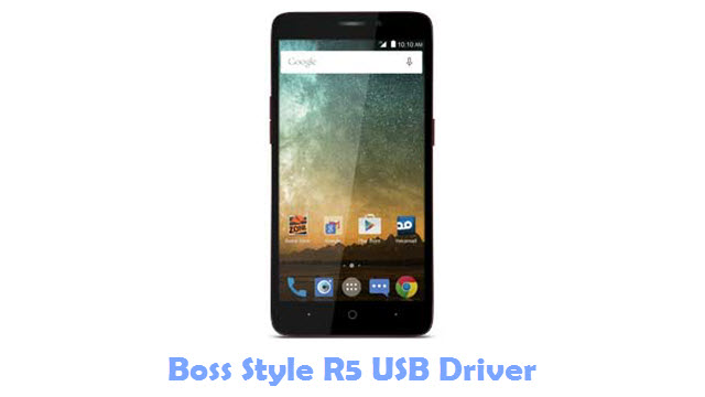 Download Boss Style R5 USB Driver