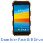 Download Dexp Ixion P350 USB Driver