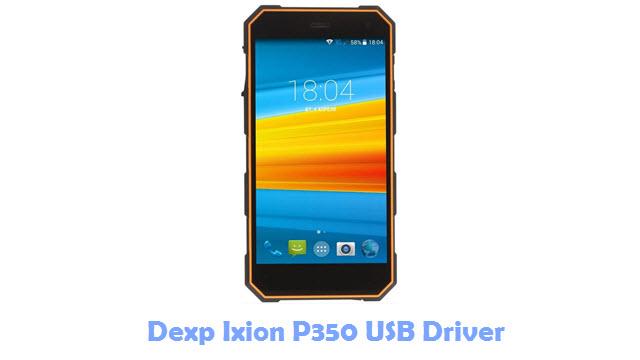 Dexp Ixion P350 USB Driver