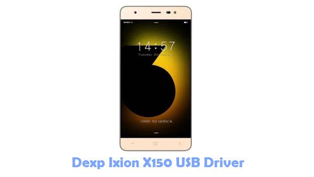 Dexp Ixion X150 USB Driver