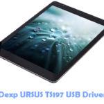 Download Dexp URSUS TS197 USB Driver