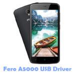 Download Fero A5000 USB Driver