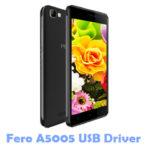 Download Fero A5005 USB Driver