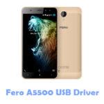 Download Fero A5500 USB Driver