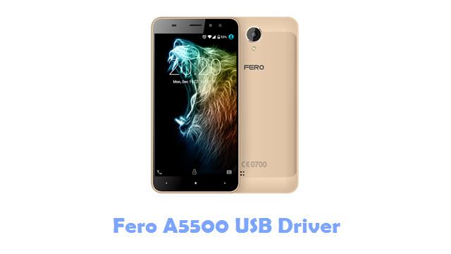Fero A5500 USB Driver