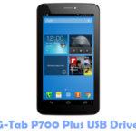 G-Tab P700 Plus USB Driver