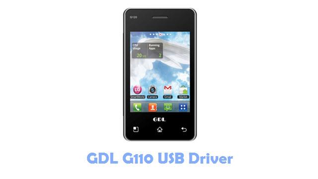 Download GDL G110 USB Driver