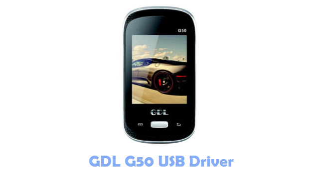 Download GDL G50 USB Driver