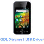 Download GDL Xtreme 1 USB Driver