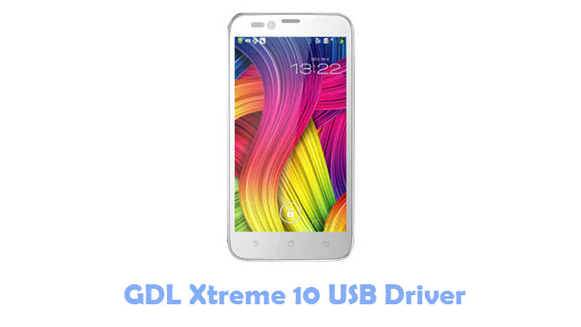 GDL Xtreme 10 USB Driver