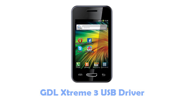 GDL Xtreme 3 USB Driver