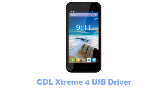 GDL Xtreme 4 USB Driver