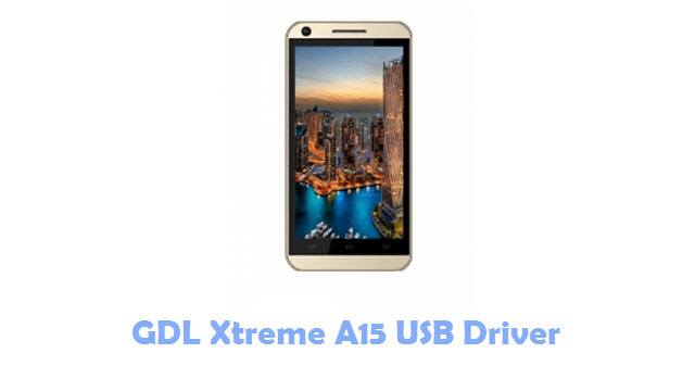 GDL Xtreme A15 USB Driver