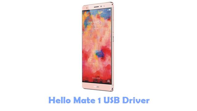 Hello Mate 1 USB Driver