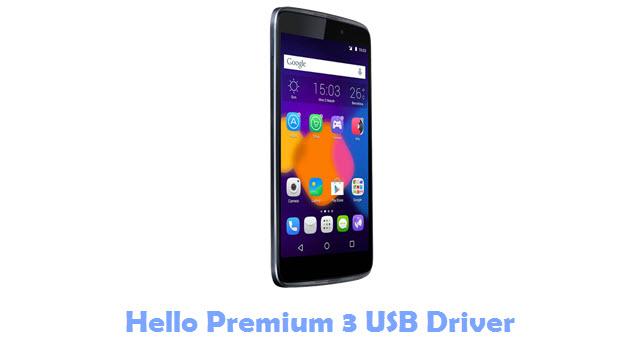 Download Hello Premium 3 USB Driver