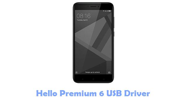 Download Hello Premium 6 USB Driver