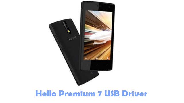Download Hello Premium 7 USB Driver