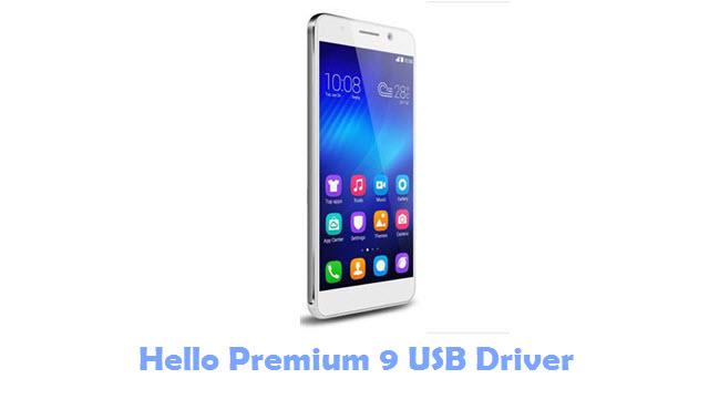 Hello Premium 9 USB Driver
