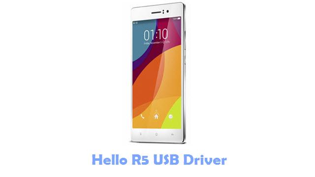 Download Hello R5 USB Driver