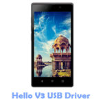Download Hello V3 USB Driver