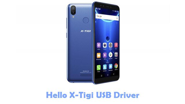 Download Hello X-Tigi USB Driver