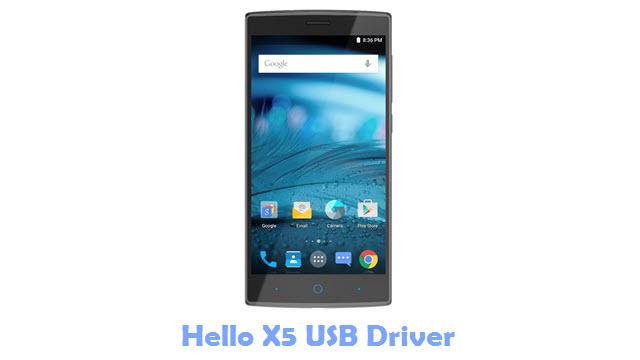 Download Hello X5 USB Driver