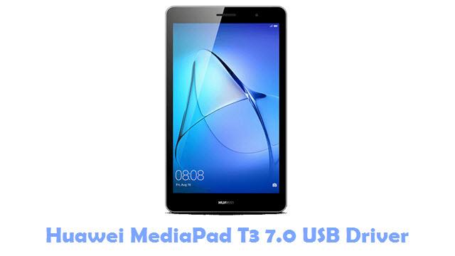 Huawei MediaPad T3 7.0 USB Driver