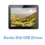Download Kente K10 USB Driver
