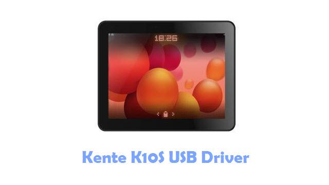 Download Kente K10S USB Driver