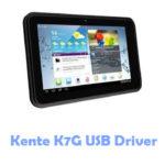Download Kente K7G USB Driver