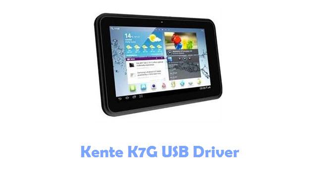 Kente K7G USB Driver