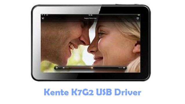 Download Kente K7G2 USB Driver