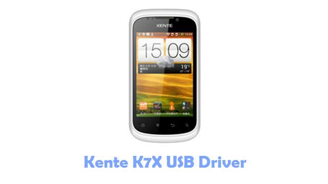 Kente K7X USB Driver