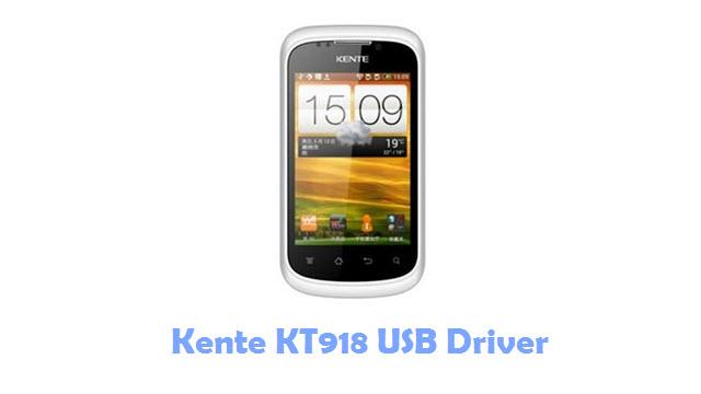 Kente KT918 USB Driver