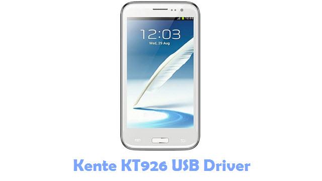 Download Kente KT926 USB Driver