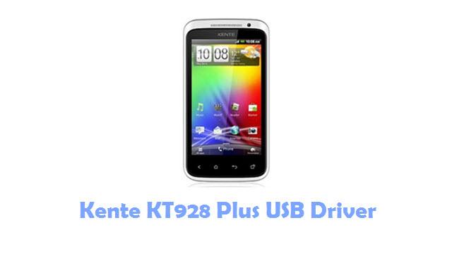 Kente KT928 Plus USB Driver